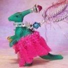 Queen Dino Necklace