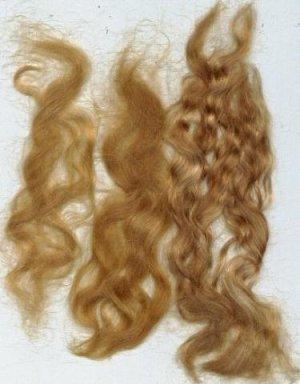 Strawberry Bld Wig making dye pkt,will Dye 4 oz mohair