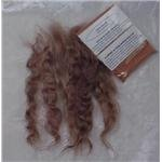 light warm brown Wig making dye pkt, Dye 1 lb mohair