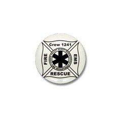 Crew mini button