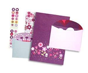 Austin Flowers Write Away Stationery
