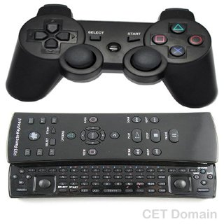 how to connect the hive accessories ps3 control keyboard
