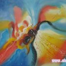 """oil painting (Abstract-001 24""""*36"""")"""