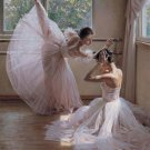 "Oil painting(ballet-001,24""*36"")"