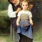 Oil painting(Classical people-001)