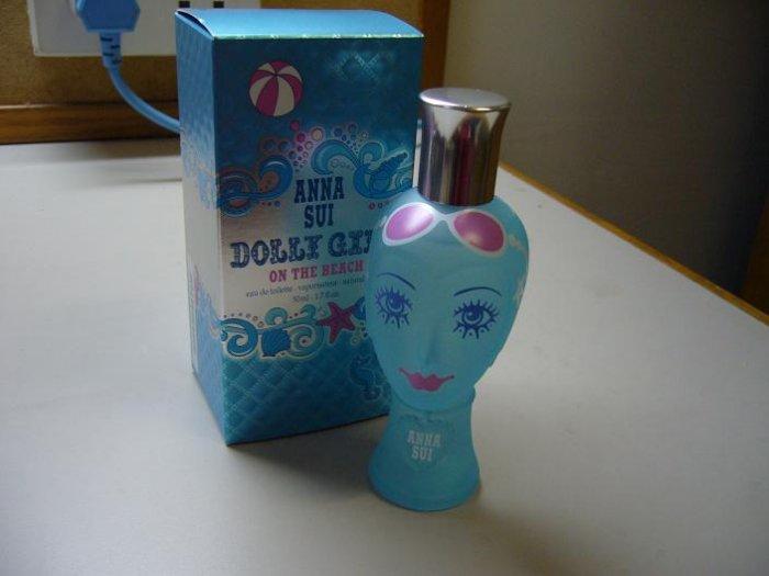 DOLLY GIRL ON THE BEACH by Anna Sui 1.7 oz. Perfume