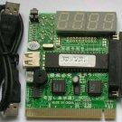 PC & Laptop PCI Analyzer Diagnostic POST CARD / USB