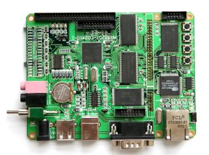 ARM9 TDMI Samsung Tiny Board Linux and Network Ready