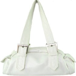 Fashion Bag with End Pockets