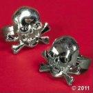 12 Pirate Skull Rings