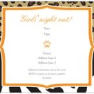 Wild Night Out Invitations 10