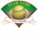Baseball Personalized T Shirt 100% Cotton