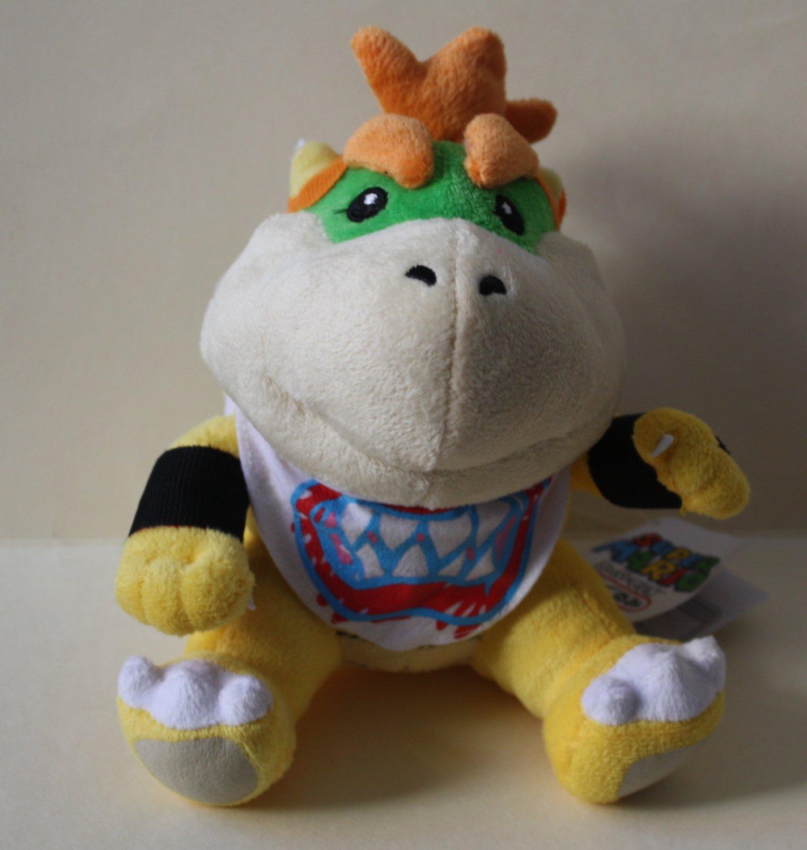 Super Mario Bros Small Bowser Jr Plush Doll
