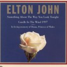 ELTON JOHN - In Lovng Memory of Diana, Princess Of Wales 1997 CD Single