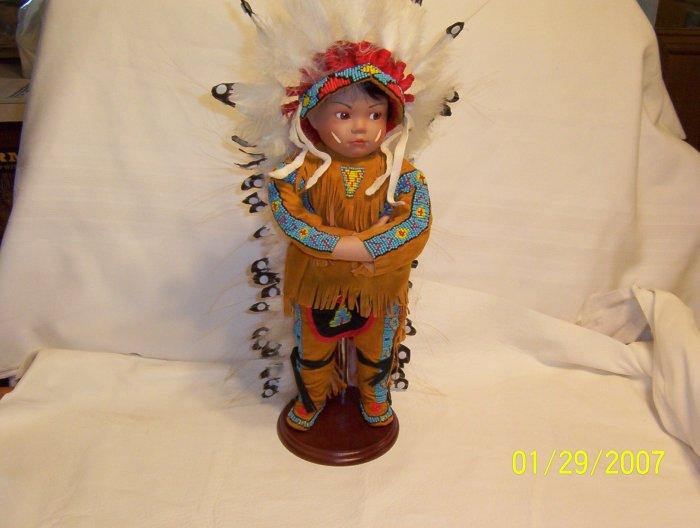 Little Chief Standing Bear by Karen Scott