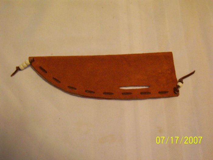 Knife Sheath - Brown