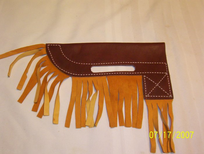 Knife Sheath - Blackfoot