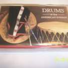 Drums of the American Indian - Vol 1 Cassette