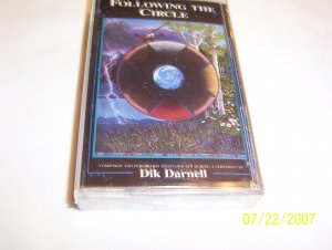 Following the Circle by Dik Darnell Cassette