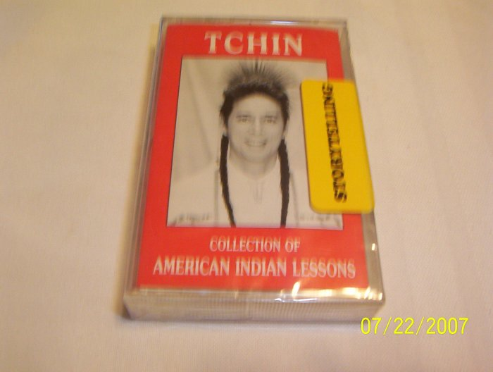Native American Lessons by Tchin Cassette