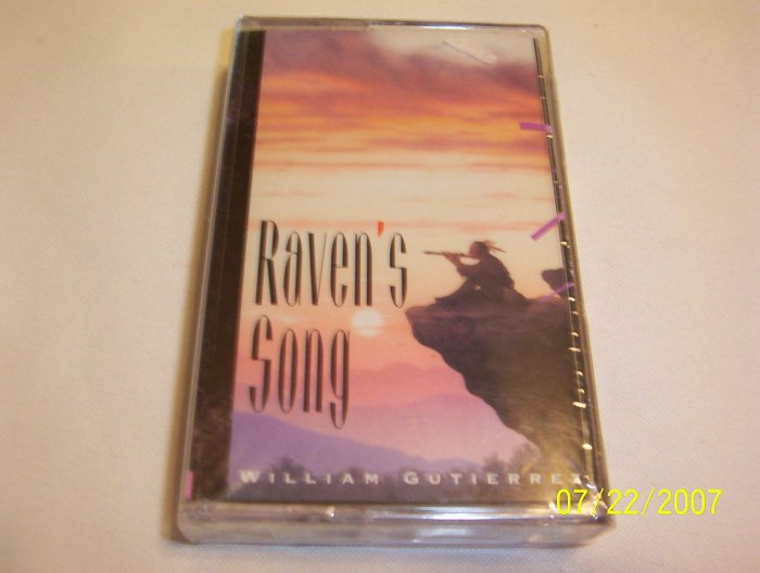 Raven's Song by William Gutierrez Cassette