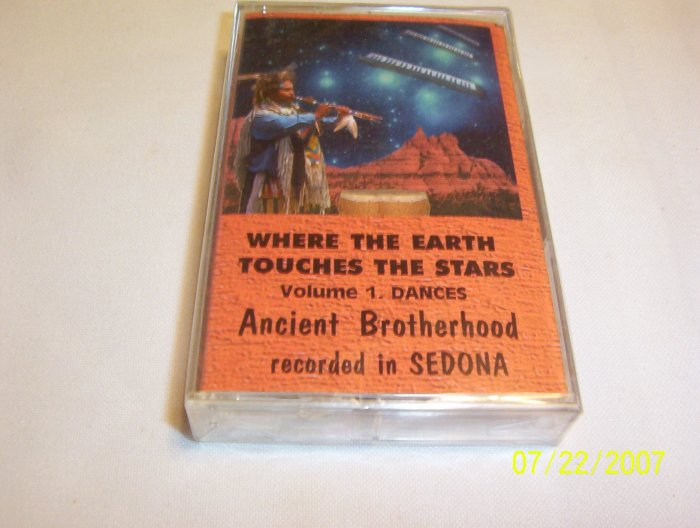 Where Earth Touches the Stars by Ancient Brotherhood Cassette