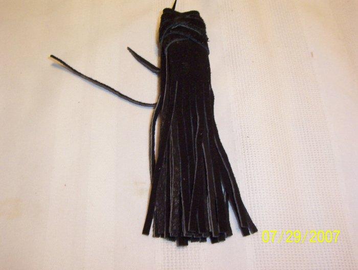 """Braid Wraps - 4"""" - Black"""