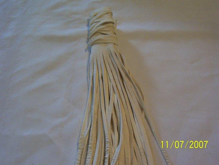 """Braid Wraps - 10"""" - Antique White"""