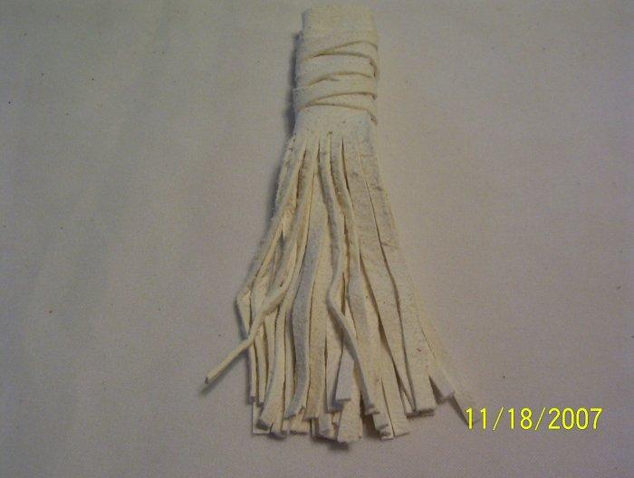 """Braid Wraps - 4"""" - White"""