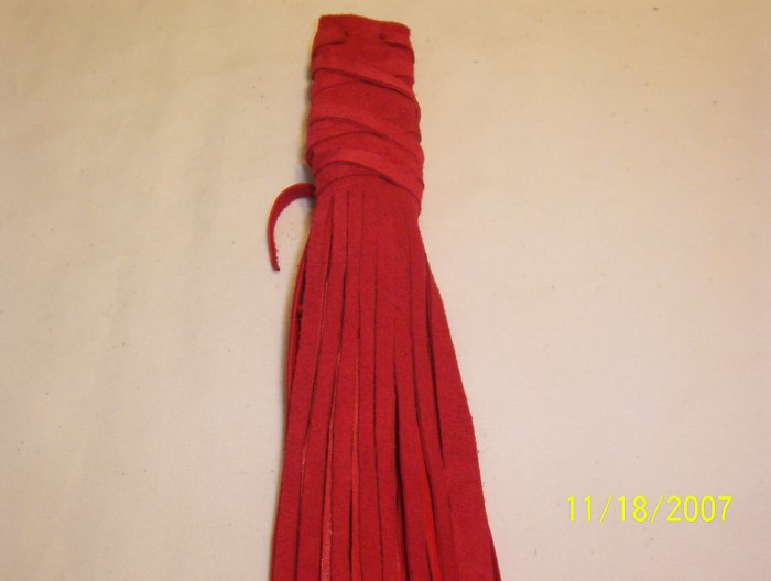 "Braid Wraps - 14"" - Red"