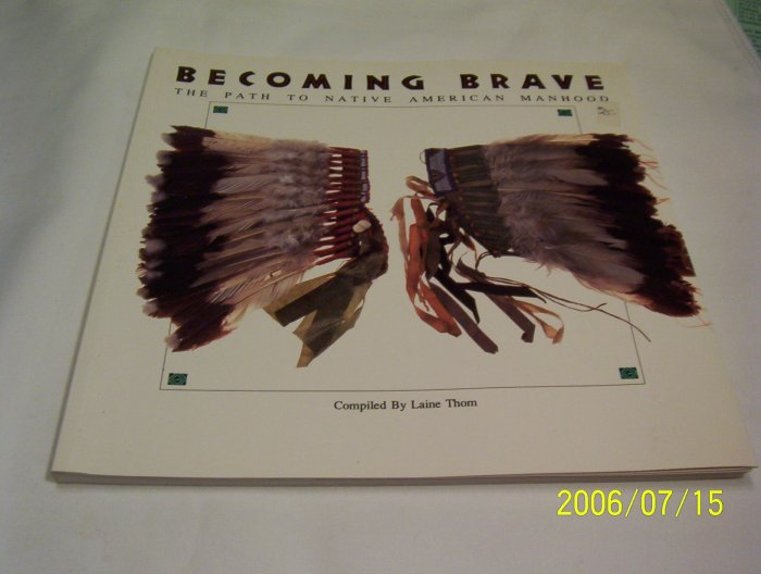 Becoming Brave Book