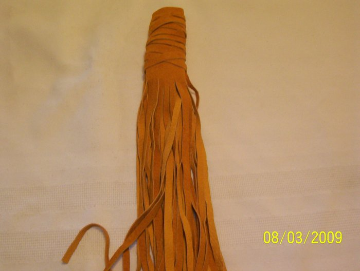 "Braid Wraps - 10"" - Gold"