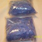 Light Blue Florette Feathers - 1 oz