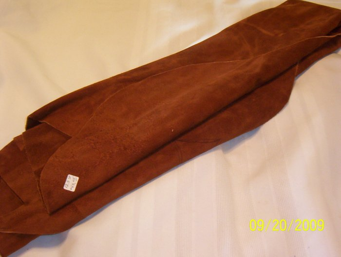 Brown - Medium - Cow Hide