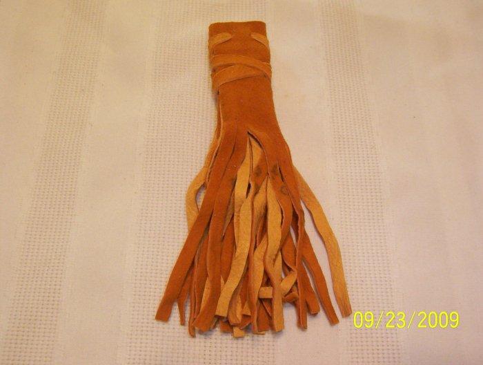 """Braid Wraps - 4"""" - Pumpkin"""