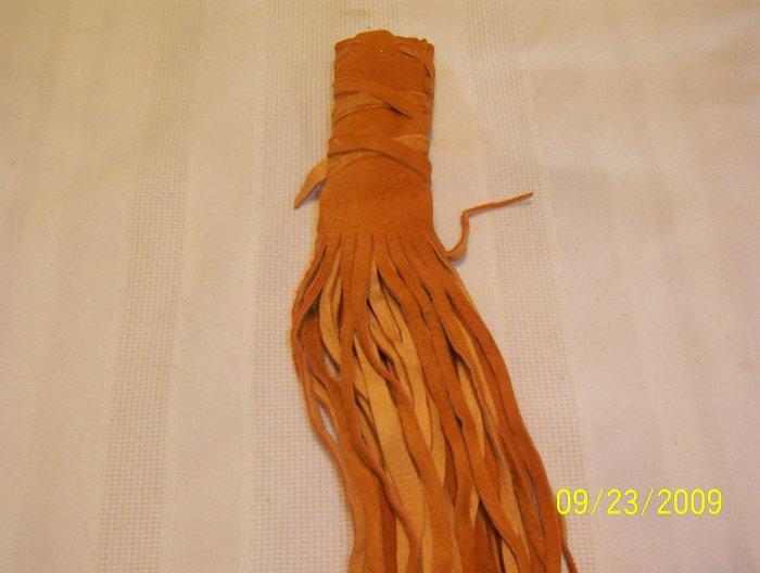"""Braid Wraps - 10"""" - Pumpkin"""