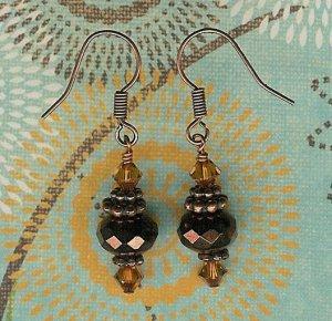Copper Cuties Earrings