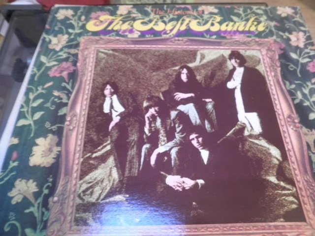 THE LEFT BANKE - HISTORY OF.. LP MINT MINUS