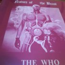 THE WHO - NATURE OF THE BEAST  unreleased STILL SEALED LP