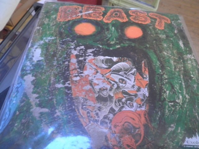BEAST - S/T 60'S PSYCH ON EVOLUTION LP