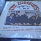 THE ZOMBIES - S/T orig US MONO LP
