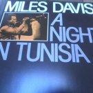 MILES DAVIS A NIGHT IN TUNISIA portugal LP NM