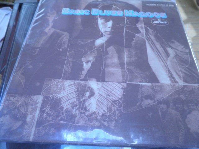 BLUES MAGOOS - BASIC orig US psych LP