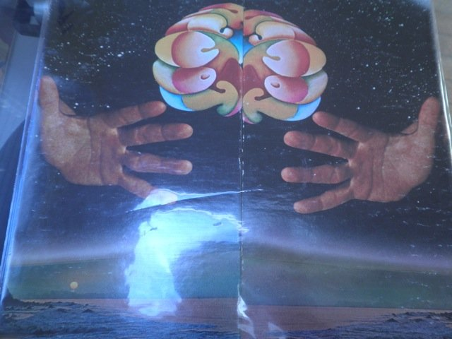 TOUCH - S/T Coliseum orig US 60's Psych LP w/ poster NM