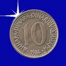 """""""10 DINARA 1984 Jugoslavije"""""""
