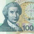 100,000 hrvatskih Dinare 1993. UNC.