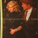 Kim Basinger, Robert Redford THE NATURAL /  Brooke Shields clipping pinup 1984 : 84s7