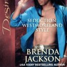 Seduction, Westmoreland Style by Brenda Jackson Silhouette Desire Novel Book Romance Love