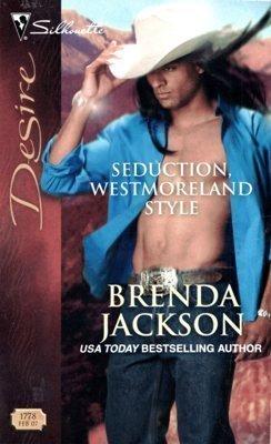 Seduction, Westmoreland Style by Brenda Jackson Silhouette Desire Novel Book Romance Love