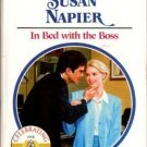 In Bed With The Boss by Susan Napier Harlequin Presents Romance Book 0373120095